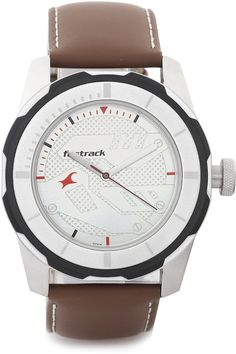 Fastrack NG3099SL01C Sports Analog Watch  - For Men on November 16 2016. Check details and Buy Online, through PaisaOne.
