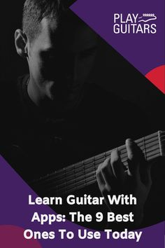 If you have a reliable wifi connection, internet, or mobile phone and a standard guitar you can make incremental progress without ever engaging the services of a private instructor. There are a host of free guitar apps that teach you how to play guitar and have some great guitar learning software. We've put together a quick guide to some of the best guitar apps available here! #guitar #learnguitar #learnguitarbeginner Guitar Chords For Songs, Guitar Solo, Music Guitar, Cool Guitar, Guitar Lessons, Playing Guitar, Learning Guitar, Guitar Notes, Learn Guitar Beginner