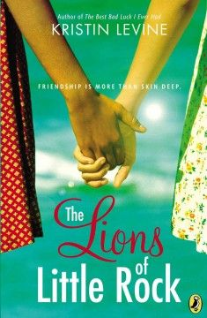 The lions of Little Rock by Kristin Levine.  Click the cover image to check out or request the teen kindle.