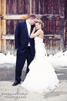 Winter Wedding at Keystone Ranch, Keystone Resort, CO. www.keystoneweddings.com   Photo By: @Marianne Brown Photography