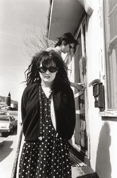 """I'm wrecking my kitchen carefully, but I'm keeping your dinner warm.""    <3 Exene Cervenka"