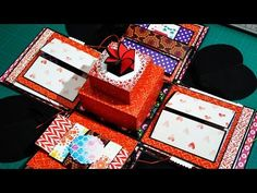 Explosion Box | Exploding Box | New Colors | The Sucrafts - YouTube