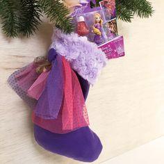 Rapunzel Holiday Stocking | Disney Family