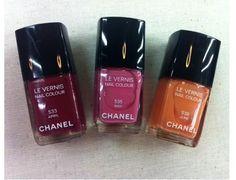 Smalti di Chanel