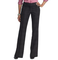 Julie Trouser Leg Pants in Grey Plaid | Loft Teacher shopping and what not.