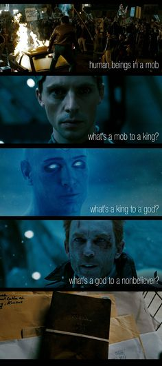 Watchmen.. .such a good movie