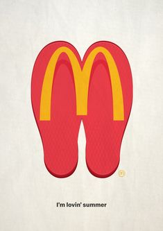 Outdoor/Out of Home I'm lovin' Summer 5 for McDonald's by DDB Sydney Ads Creative, Creative Advertising, Creative Design, Creative Director, Design Web, Print Advertising, Print Ads, Marketing And Advertising, Mcdonalds