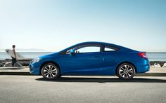 The 2013 Civic Coupe in its prime.