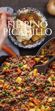 Authentic Mexican Recipes, Easy Filipino Recipes, Asian Recipes, Mexican Food Recipes, Dinner Recipes, Ethnic Recipes, Filipino Dishes, Filipino Desserts, Jamaican Recipes