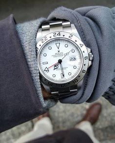 Rolex Explorer II | (by: jestacey)