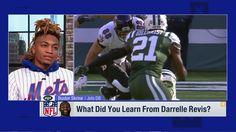 Skrine talks Darrelle Revis, starting QB for Jets | Apr 10, 2017