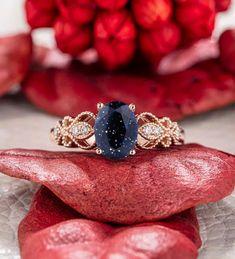 Yellow Engagement Rings, Vintage Engagement Rings, Ring Engagement, Vintage Rosen, Moissanite Bridal Sets, Palladium, Vintage Rose Gold, Wedding Rings Rose Gold, Thing 1