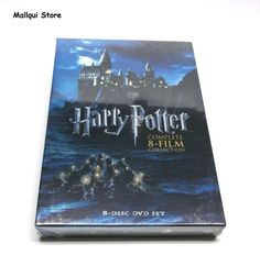 Harry Potter: Complete 8-Film Collection (DVD, 2011, 8-Disc Set) #ad