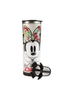 Minnie Mouse 'nomad traveller' flask #disney #minnie #flask #drink #tea #typoshop | Typo www.typo.com.au