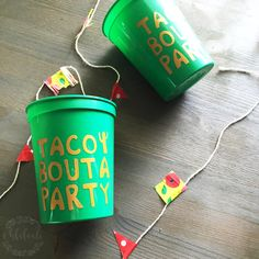 Taco Bout A Party Plastic Cup by OhLaLaAli on Etsy https://www.etsy.com/listing/242035414/taco-bout-a-party-plastic-cup