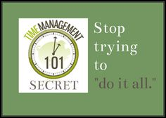 """Deciding what you won't do is as important as deciding what you will. Finish reading the """"secrets"""" here."""
