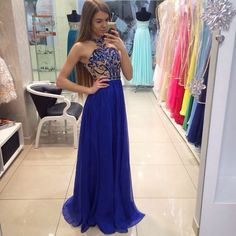 New Arrival Prom Dresses With Crystal Hand Beading