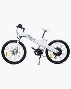 The Seagull 1000 Watt Electric Mountain Bike has an upper tube, gourd-shaped rear fork and flat fork. Suspension front fork, higher handle, CST Tires and streamlined wat. Mountain Bike Frames, Mountain Bicycle, Mountain Biking, Best Electric Bikes, Electric Bicycle, E Biker, Electric Mountain Bike, All Terrain Tyres, Front Brakes
