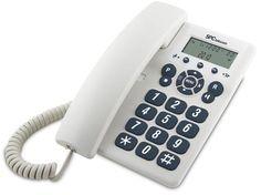 Telefono  Telecom 3603 (no necesita pilas). Identificacion de llamadas. #friki #android #iphone #computer #gadget Visita http://www.blogtecnologia.es/producto/telefono-telecom-3603-no-necesita-pilas-identificacion-de-llamadas