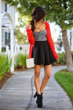 Summer outfits for 2014 evening outfits, skirt outfits, casual outfits, dre Casual Outfits, Cute Outfits, Fashion Outfits, Womens Fashion, Skirt Outfits, Fashionable Outfits, Fashion 2014, Slow Fashion, Skirt Fashion