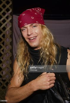 Bret Michaels circa Get premium, high resolution news photos at Getty Images Bret Michaels Poison, Bret Michaels Band, 80 Bands, 80s Hair Bands, Glam Metal, Aerosmith, Concert Posters, 1990s, Rock N Roll