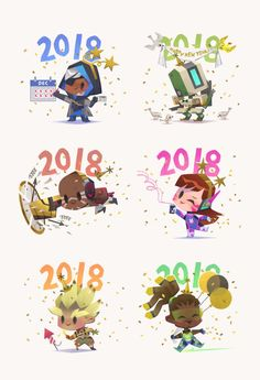 2018 Overwatch