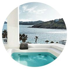 DAILY |  The Kenshō Boutique Hotel & Suites opens this June in Mykonos ~ see inside on joshua-s.com,  link in bio #JOSHUAsDaily #travel @KenshoMykonos  #hotel #OrnosBay #Mykonos #luxuryhotel #boutiquehotel #interiordesign #interior #architecture #holiday #summer