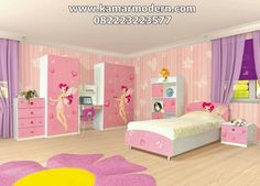 Decorating a girl's bedroom with pink is the right idea for Frozen Bedroom Decor, Cute Bedroom Decor, Diy Room Decor For Teens, Childrens Bedroom Decor, Bedroom Bed Design, Home Room Design, Teen Room Decor, Kids Bedroom Designs, Kids Bed Design