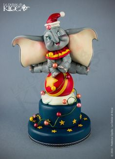 Christmas Dumbo! by  Le delizie di Kicca