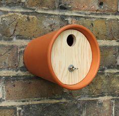 pot. bird house