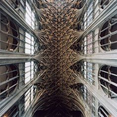A Cathedral in Gloucester England