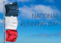 National Running Day. Why do you run?
