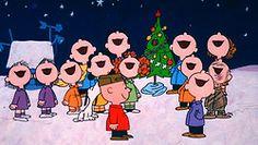 a peanut gang Christmas