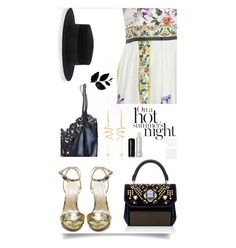 """""""Italian Summer"""" by sue-mes ❤ liked on Polyvore featuring Dolce&Gabbana, Handle, LFrank, Delpozo, E L L E R Y and Marc Jacobs"""
