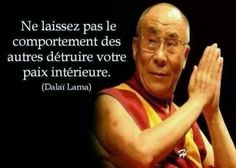Chris& Positive Thoughts and Quotes - - Positive Attitude, Positive Thoughts, Positive Quotes, Citation Dalai Lama, Zen, Religious Books, Positive Inspiration, French Quotes, Good Thoughts