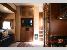 New 2015 Forest River RV Wildwood Heritage Glen 356QBQ Fifth Wheel at Fun Town RV | Cleburne, TX | #134263