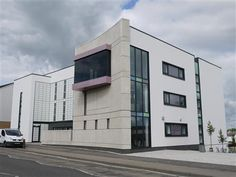 Ore Valley Business Centre, state of the art business centre in Lochgelly, aimed at providing start-up businesses with the ideal home from which to grow. The building uses cutting edge desing and is highly energy efficient maximising solar gain and innovative environmental management technology to keep the building's energy requirements to a minimum but also maintaining high comfort levels for users throughout the year. Business Centre, Start Up Business, State Art, Energy Efficiency, Ideal Home, Gain, Innovation, Solar, Multi Story Building