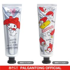 #MyMelody hand cream (*^^*) シーツリーアート モイストクリーム【サンリオキャラクター】…