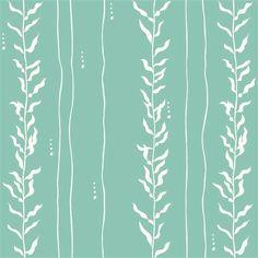 Kelp Pool - Beyond The Sea - Birch Organic Knit - Sold by the 1/2 yard – The Fabric Snob