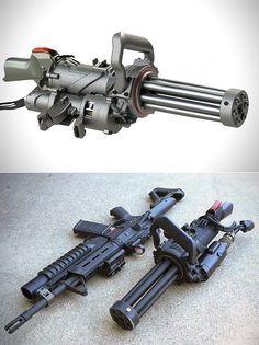 Image result for gatling gun