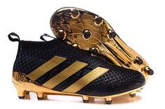 low priced 67e4d 95ca6 adidas ACE 16+ PureControl FG-AG (goldblacklimited) Indoor