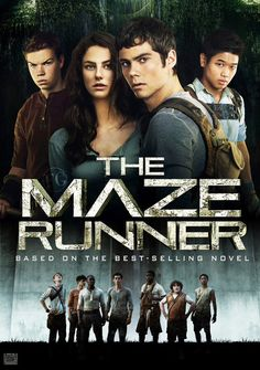 The Maze Runner~ this series is so good in book form and i love the cast but i think it was hacked to pieces as a movie series Maze Runner 2014, Maze Runner The Scorch, Maze Runner Cast, Maze Runner Movie, Maze Runner Trilogy, Maze Runner Series, Dylan O'brien, Attack On Titan, Teen Wolf