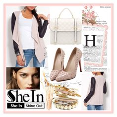 """""""SheIn 2"""" by damira-dlxv ❤ liked on Polyvore featuring moda e Burberry"""