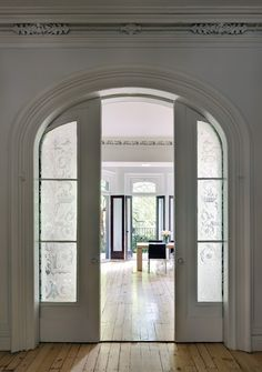 Victorian Townhouse finds Functional Modernity in Restoration   INTERNATIONAL ARCHITECTURE & DESIGN