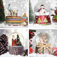 Gisela Graham Music Domes and Snow Globes