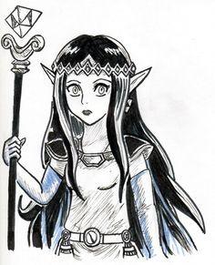 A Link Between Worlds Hilda