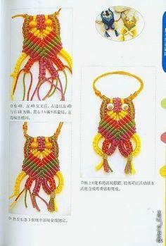 owl macrme ornament tutorial | make handmade, crochet, craft