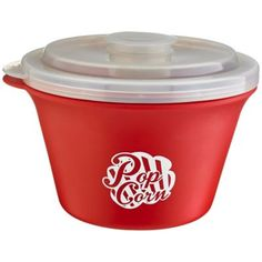 Microwave Popcorn Maker - forever buying microwave popcorn because it's so much easier than on the stove, but now, yeay!!