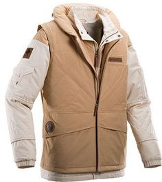 aced3f17916cd Columbia Sportswear Reveals Echo Base Collection, Winter Jackets Based On