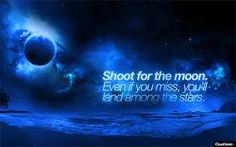 inspirational quotes moon - Google Search